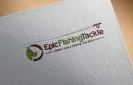 Epic Fishing Tackle Logo - Entry #8