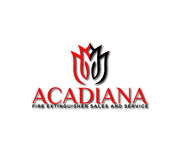 Acadiana Fire Extinguisher Sales and Service Logo - Entry #50