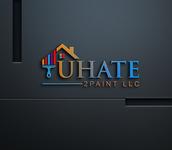 uHate2Paint LLC Logo - Entry #42