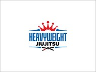 Heavyweight Jiujitsu Logo - Entry #303