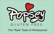 gluten free popsey  Logo - Entry #60