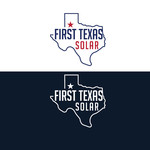 First Texas Solar Logo - Entry #78