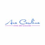 Ana Carolina Fine Art Gallery Logo - Entry #53