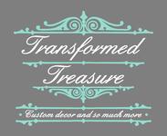 Transformed Treasure Logo - Entry #53