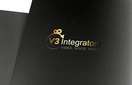 V3 Integrators Logo - Entry #173