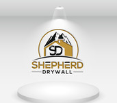 Shepherd Drywall Logo - Entry #213