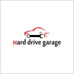 Hard drive garage Logo - Entry #195