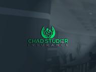 Chad Studier Insurance Logo - Entry #386