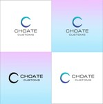 Choate Customs Logo - Entry #332