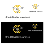 Chad Studier Insurance Logo - Entry #186