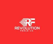 Revolution Fence Co. Logo - Entry #298