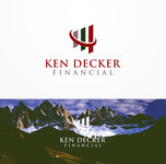 Ken Decker Financial Logo - Entry #88