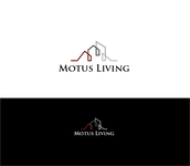 Motus Living Logo - Entry #16