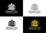Pinnacles Real Estate Group  Logo - Entry #91