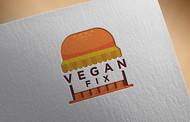 Vegan Fix Logo - Entry #320
