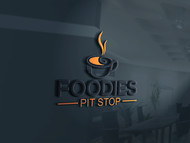 Foodies Pit Stop Logo - Entry #22