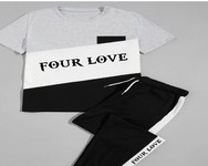 Four love Logo - Entry #365