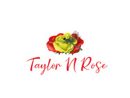 Taylor N Rose Logo - Entry #3