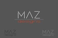 Maz Designs Logo - Entry #281