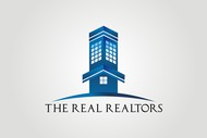 The Real Realtors Logo - Entry #20