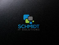 Schmidt IT Solutions Logo - Entry #105
