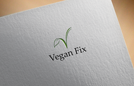 Vegan Fix Logo - Entry #80