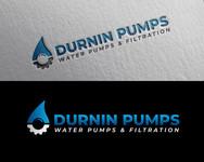 Durnin Pumps Logo - Entry #1