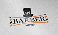 417 Barber Logo - Entry #57