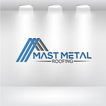 Mast Metal Roofing Logo - Entry #41