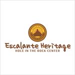 Escalante Heritage/ Hole in the Rock Center Logo - Entry #105