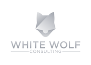 White Wolf Consulting (optional LLC) Logo - Entry #538