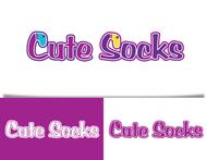Cute Socks Logo - Entry #35