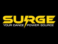 SURGE dance experience Logo - Entry #188