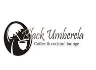 Black umbrella coffee & cocktail lounge Logo - Entry #111