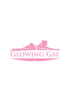 Glowing Gal Logo - Entry #89