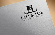Lali & Loe Clothing Logo - Entry #136