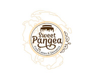 Sweet Pangea Logo - Entry #11