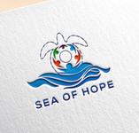 Sea of Hope Logo - Entry #141