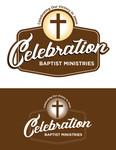 Celebration Baptist Ministries Logo - Entry #22