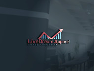 LiveDream Apparel Logo - Entry #328