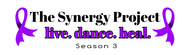 """The Synergy Project"" and place the word ""season three"" underneath in smaller front either as "" season 3"" or ""season three"" Logo - Entry #67"