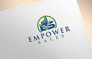 Empower Sales Logo - Entry #204
