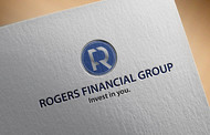 Rogers Financial Group Logo - Entry #76