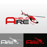 Helo Aire Logo - Entry #148