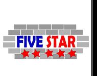 Five Star Logo - Entry #3