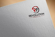 Revolution Fence Co. Logo - Entry #44