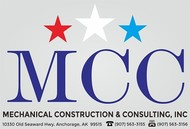 Mechanical Construction & Consulting, Inc. Logo - Entry #155