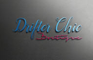 Drifter Chic Boutique Logo - Entry #215