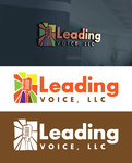 Leading Voice, LLC. Logo - Entry #1