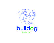 Bulldog Duty Free Logo - Entry #105